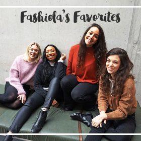Oblíbené únorové kousky týmu Fashiola