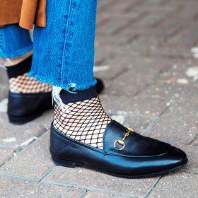Dámské boty bez podpatku