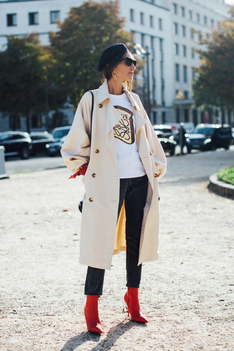 Jarní trendy: bundy a kabáty a jak je nosit.