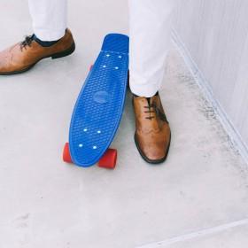 Pánské boty bez podpatku