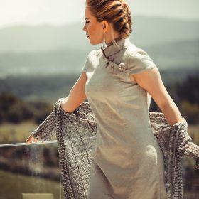 Dámské přiléhavé šaty