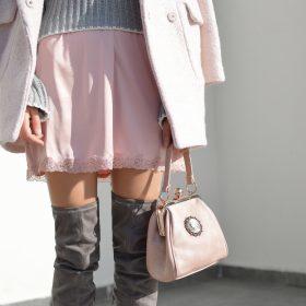 Dámské kraťasové sukně