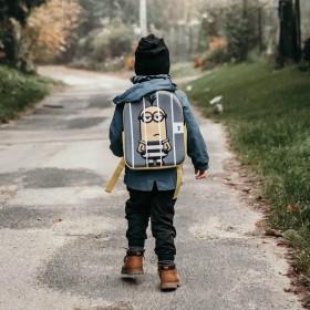 Oblečení pro děti: zpátky do školy