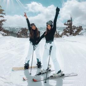 Trendy na zimu 2019: Lyžařské oblečení