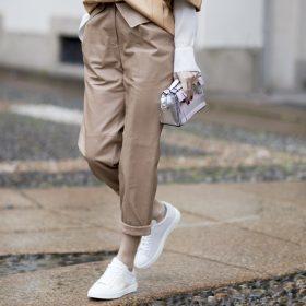 Dámské chino kalhoty