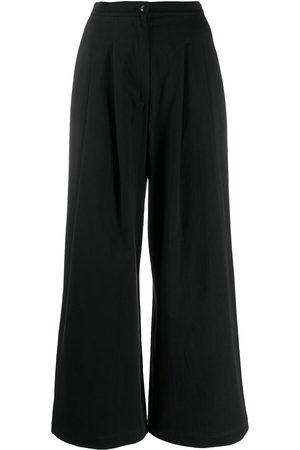 KATHARINE HAMNETT LONDON Ženy Široké nohavice - Wide leg trousers