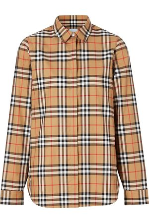 Burberry Vintage Check print shirt