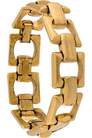 VERSACE Ženy Náramky - 1990s square link bracelet