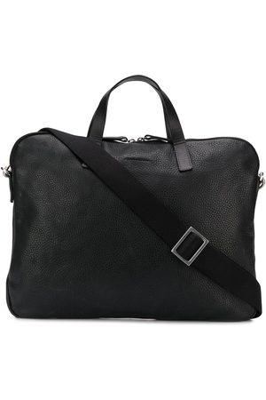 ALLY CAPELLINO Muži Tašky na notebook - Marcus leather folio bag
