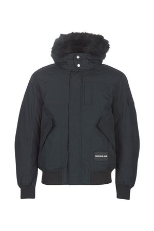 Calvin Klein Parky FUR TRIMMED HOODED DOWN BOMBER