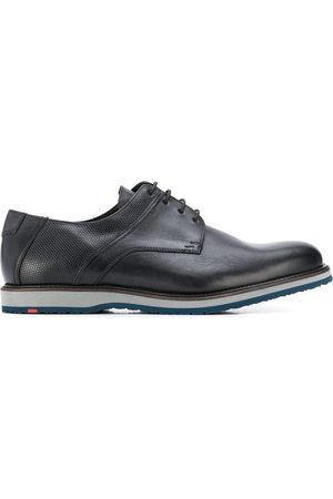 Lloyd Textured panel Derby shoes