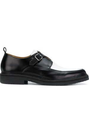 Ami Muži Do práce - Creeper Monk With Crepe Sole