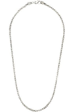 EMANUELE BICOCCHI Byzantine chain necklace