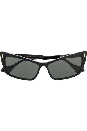 Gucci Rectangular frames sunglasses
