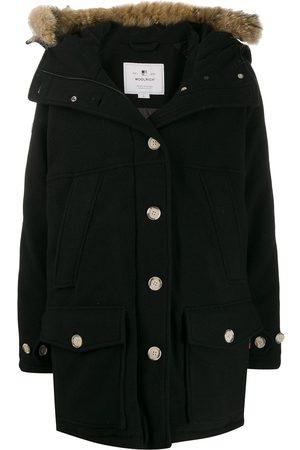 Woolrich Ženy Parky - Hooded parka coat