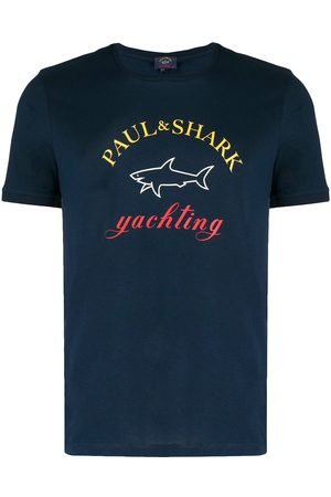 Paul & Shark Muži S krátkým rukávem - Logo T-shirt
