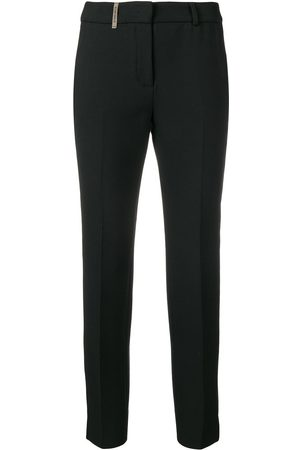 PESERICO SIGN Cigarette trousers