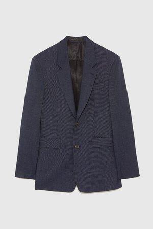 Zara Dvojbarevné oblekové sako