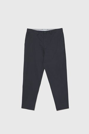 Zara široké kalhoty chino