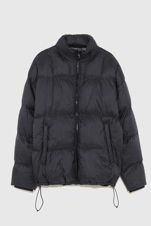 Zara Prošívaná bunda oversize