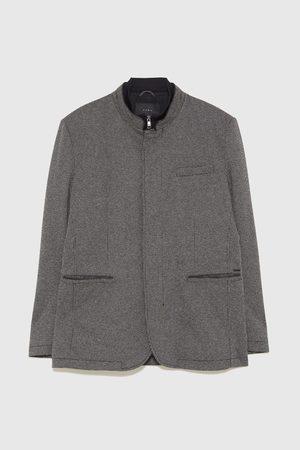Zara Tříčtvrteční kabát s odnímatelnou prošívanou podšívkou