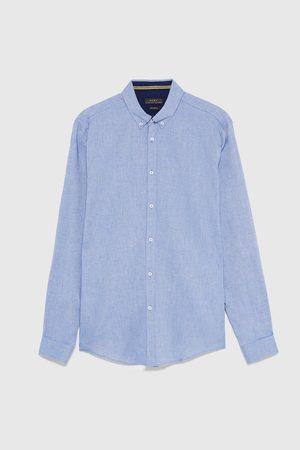 Zara Flanelová košile