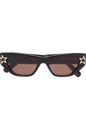 Stella McCartney Oversized-frame sunglasses