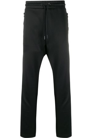 Diesel Tepláky - Track pants with knitted bands