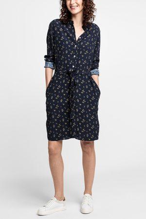 GANT Šaty D1. Breezy Harvest Shirt Dress