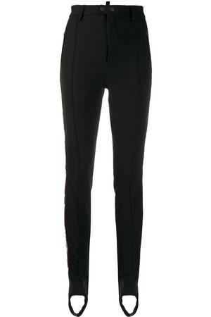 adidas Side logo band trousers