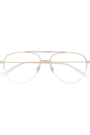 Mont Blanc Aviator glasses