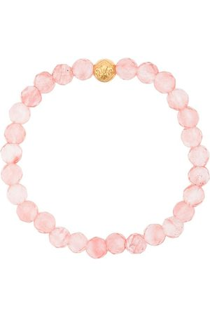Nialaya Ženy Náramky - Faceted stone bracelet