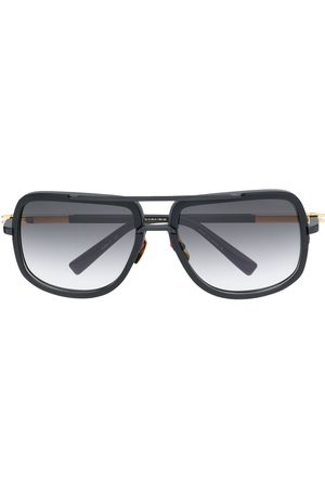 DITA EYEWEAR Gradient oversized sunglasses