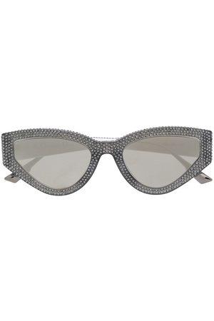 Dior CatStyleDior1 cat-eye frame sunglasses