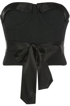 Kiki de Montparnasse Strapless corset top