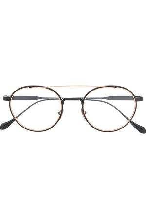 Armani Sluneční brýle - Round logo glasses
