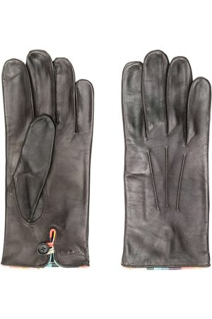 Paul Smith Muži Rukavice - Embossed logo gloves