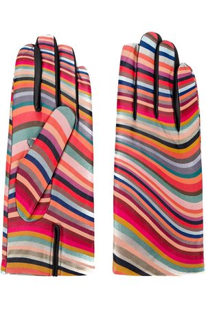 Paul Smith Striped gloves