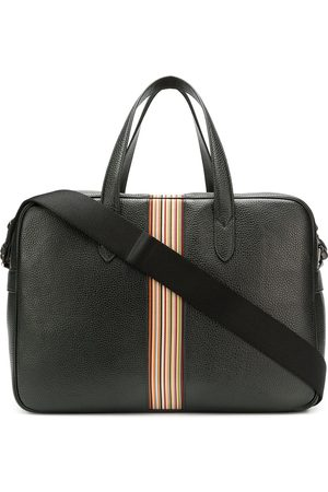 Paul Smith Bright Stripe holdall bag
