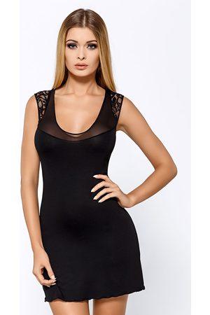 Hamana Ženy Tepláky na spaní - Elegantní košilka Ultimate