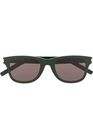 Saint Laurent SL51BSLIM rectangular-frame sunglasses