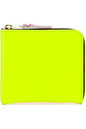 Comme des Garçons Peněženky - Super Fluo zip-around wallet
