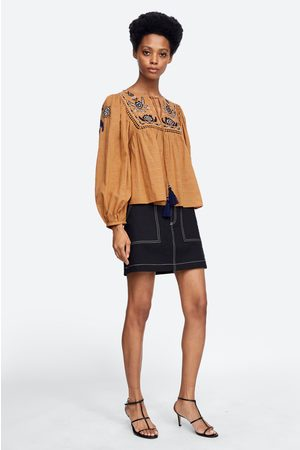 Zara Tunika s výšivkami