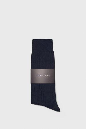 Zara žebrované ponožky