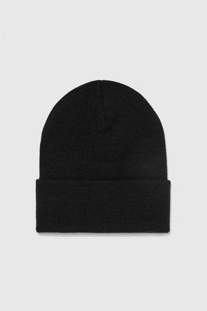 Zara úpletová čepice