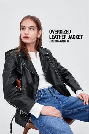 b78b8bfb26 Nakupujte dámské kožené bundy značky Zara Online