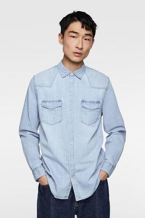 Zara Džínová košile
