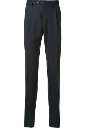 LARDINI High-waisted tailored trousers