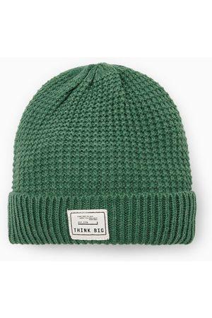 Zara žebrovaná čepice think big