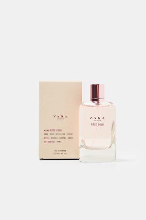Zara Woman rose gold 100 ml